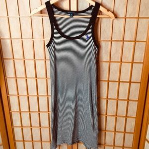 Stripes Sleeveless Ralph Lauren Dress